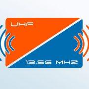 کارت پی وی سی UHF