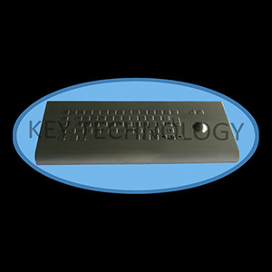 کیبورد فلزی متالIP65 با تاچ پد