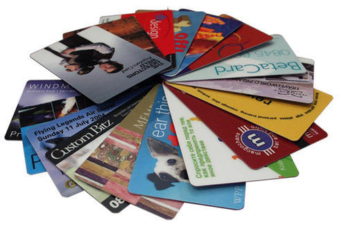 چاپ کارت های هوشمند بدون تماس pvc